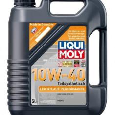 Ulei motor Liqui Moly Leichtlauf 10W40 5L 2536