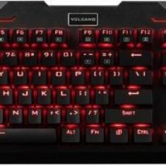 Tastatura Gaming Modecom Volcano K-MC-HAMMER-U-BROWN (Negru) - Tastatura PC