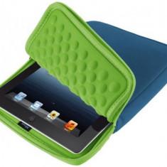 Husa Trust Anti-shock Bubble Sleeve 18777 pentru tablete de 10inch (Albastru)