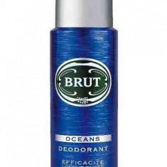 Deodorant Brut Oceans Barbatesc 200ML - Antiperspirant barbati