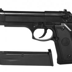 Pistol AER COMPRIMAT Airsoft BERETTA- PACHET COMPLET 1100 Bile/GAS-1000 TRAGERI - Arma Airsoft