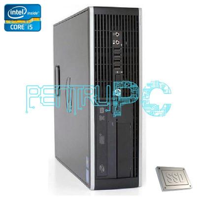 GARANTIE! Calculator HP Intel Core i5 3470 3.2GHz 8GB DDR3 SSD 120GB 500GB DVDRW foto
