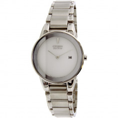 Ceas Citizen dama GA1050-51A argintiu Stainless-Steel Quartz Fashion