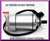 ELECTROMOTOR ATV Longxin 10 Dinti 250cc LC250 CB250 Loncin Lifan Racire Apa 48mm