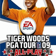 Tiger Woods PGA Tour 09 - Nintendo Wii [Second hand], Sporturi, 3+, Multiplayer