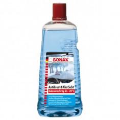 Lichid spalare parbriz iarna SONAX Antifreeze -20 grade 2 L SO332541 - Lichid parbriz