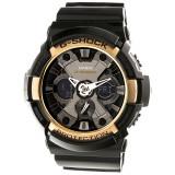 Ceas Casio barbatesc G-Shock GA200RG-1A negru Resin Quartz