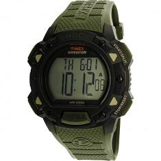 Ceas Timex barbatesc TW4B09300 verde Polyurethane Quartz Sport - Ceas barbatesc