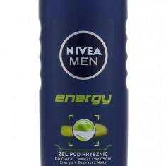 Shower Gel Nivea Men Energy Barbatesc 500ML - Gel de dus