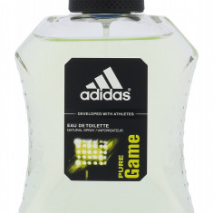 Apa de toaleta Adidas Pure Game Barbatesc 100ML - Parfum barbati