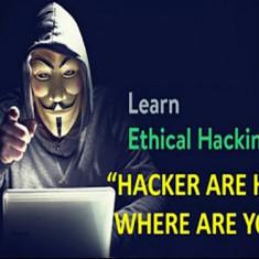 20 de cursuri de ethical hacking de la udemy - Curs IT & C