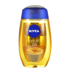 Shower Oil Nivea Natural Oil Dama 200ML - Gel de dus