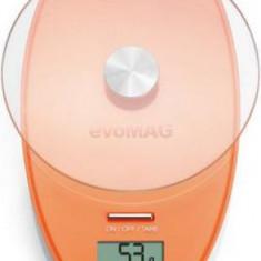 Cantar electronic de bucatarie Laica KS1005O, 3Kg (Portocaliu) - Cantar de Bucatarie