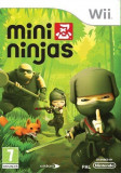 Mini Ninjas - Nintendo Wii [Second hand], Actiune, 16+, Multiplayer