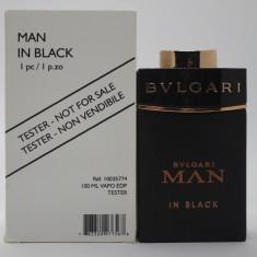 Parfum Original Bvlgari Man In Black 100ml TESTER - Parfum barbati Bvlgari, Apa de parfum