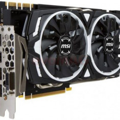 Placa Video MSI GeForce GTX 1070 ARMOR 8G OC, 8GB, GDDR5, 256 bit - Placa video PC
