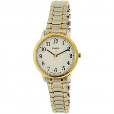 Ceas Timex dama Easy Reader TW2P78700 multicolor Stainless-Steel Quartz - Ceas dama