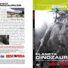 Planeta dinozaurilor, DVD, Romana, discovery channel