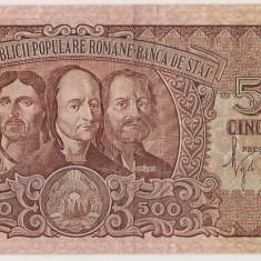 ROMANIA 500 LEI 1949 XF - Bancnota romaneasca