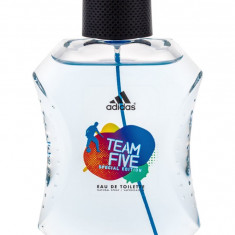 Apa de toaleta Adidas Team Five Barbatesc 100ML - Parfum barbati