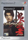 Onimusha Warlords PLATINUM  -  PS2 [Second hand], Actiune, 16+, Single player
