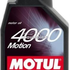 Ulei motor Motul 4000 Motion 10W30 1L 4000 MOTION 10W30 1L