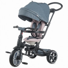 Tricicleta Modi Plus Gri - Tricicleta copii Coccolle