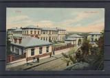 GALATI   LICEUL  VASILE   ALEXANDRI    CIRCULATA   1908
