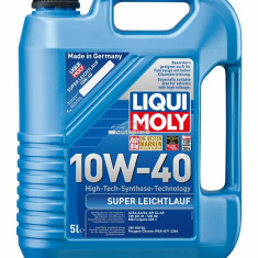 Ulei motor Liqui Moly Super-Leichtlauf 10W40 5L 2654