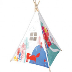 Cort Teepee Enchanted Forest - Casuta copii