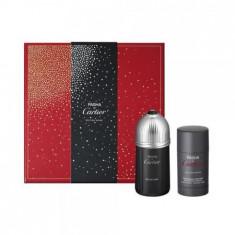Cartier Pasha Noire Edition Set (M) EDT 100ml +DSTK 75ml - Parfum femeie