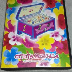 CD-uri Cutiuta Muzicala