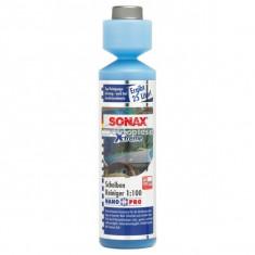 Lichid spalare parbriz SONAX Xtreme Clear View NanoPro concentrat 1:100 250 ml SO271141 - Lichid parbriz