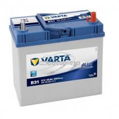 Acumulator baterie auto VARTA Blue Dynamic 45 Ah 330A cu borne inguste 5451550333132