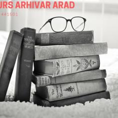 Curs arhivar ARAD