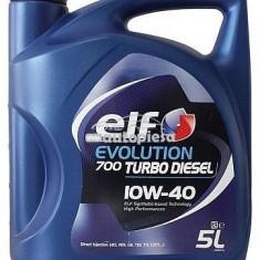Ulei motor ELF Evolution 700 Turbo Diesel 10W40 5L 24035