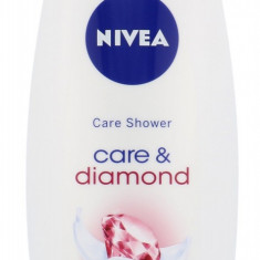 Shower Gel Nivea Care & Diamond Dama 500ML - Gel de dus
