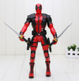 Figurina Deadpool Weapon X  Wade Wilson Men 33 cm
