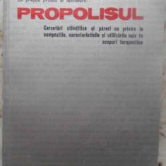 Propolisul. Un Pretios Produs Al Apiculturii - Colectiv, 415483 - Carte Medicina alternativa