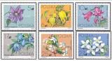 Polonia 1984 - flori, serie neuzata