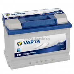 Acumulator baterie auto VARTA Blue Dynamic 74 Ah 680A 5740120683132
