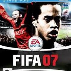 FIFA 07 - PS2 [Second hand] - Jocuri PS2, Sporturi, 18+, Multiplayer
