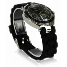 - LSW0015-Black Unisex Diamante Watch - Ceas dama