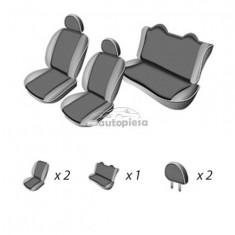 Set huse scaune DAEWOO MATIZ 2000 - prezent UMBRELLA 45909 - Husa scaun auto