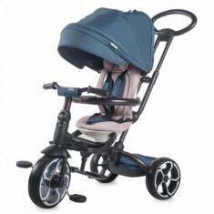 Tricicleta Modi Plus Albastru - Tricicleta copii Coccolle