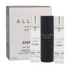 Apa de toaleta Chanel Allure Homme Sport Barbatesc 20ML - Parfum barbati