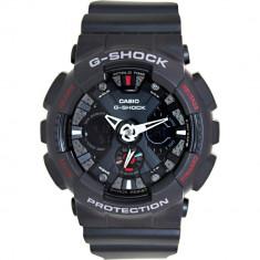 Ceas Casio barbatesc G-Shock GA120-1A negru Resin Quartz