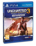 Uncharted 3 Drakes Deception Remastered (PS4), Sony