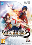Tecmo Samurai Warriors 3 (Wii)