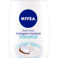 Gel de dus Nivea Care & Coconut Dama 250ML